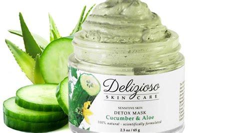 Mask Aloe Vera Scentio Buffet cucumber mask 15 recipes