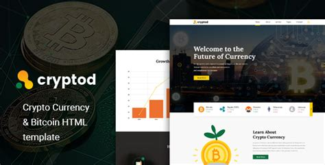 themeforest bitcoin cryptod crypto currency bitcoin template nulled download