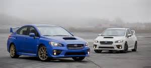 Buy Subaru Wrx Should You Buy A 2015 Subaru Wrx Or A Wrx Sti