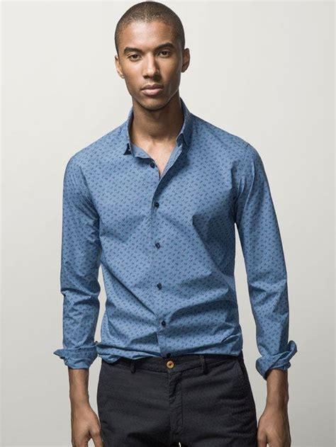 tendencias en ropa para hombre otono invierno 2014 2015 camisa denim outfits para invierno hombre