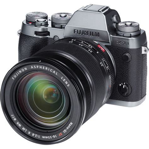Fujifilm Xt2 Xf 18 55mm F28 4 fujifilm xf 16 55mm f 2 8 r lm wr lens price 1 199 available for pre order news at