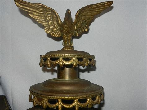 Vintage Carriage Ls by Antique Brass Coach Carriage Lantern With Eagle Sold On