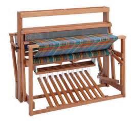 schacht 46 in floor loom yarn barn of kansas