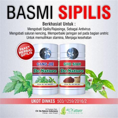 Obat Herbal Sakit Sipilis obat sipilis de nature cara mengobati infeksi sipilis