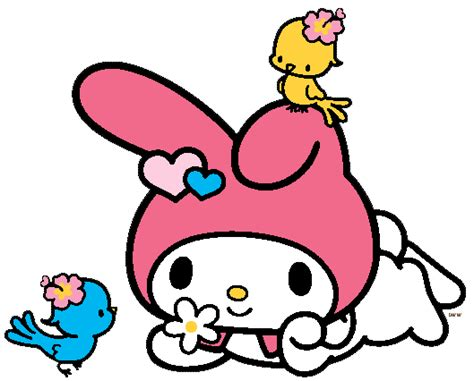 imagenes de hello kitty y my melody my melody clipart images clipart panda free clipart