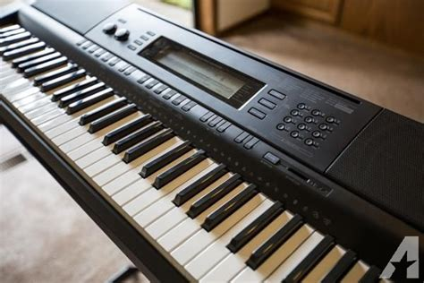 Keyboard Casio Mx 500 casio wk 500 keyboard with stand cover and power supply for sale in coal creek washington