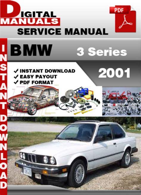 online service manuals 1994 bmw 3 series navigation system bmw 3 series 2001 factory service repair manual download manuals