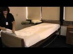 cna skill 13 make an occupied bed youtube wfr cheat sheet info page first aid pinterest