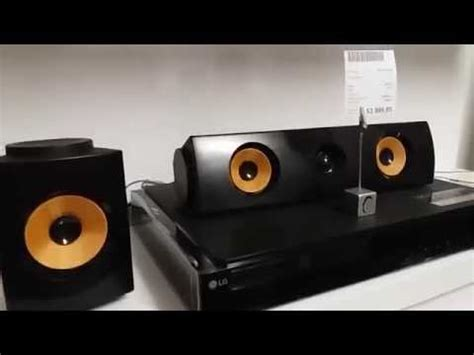 Home Theater Lg Lhb745 lg lhb745 home theater system
