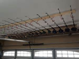 Garage Shelving Hull Garage Rod Holders Page 2 The Hull Boating And