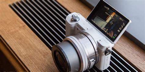 Kamera Sony A5000 Dan A5100 kamera mirrorless baru sony segera nakkan wajah di