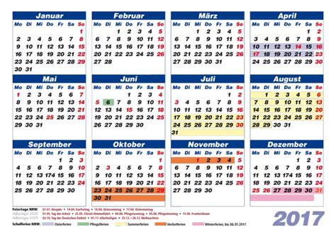 Kalender 2018 Nrw Schönherr Kalender 2017 Nrw 28 Images Kalender 2017 Feiertage