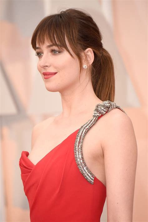 See All Angles of Dakota Johnson's Perfect Ponytail at the