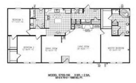 live oak mobile home floor plans 28 images recommended