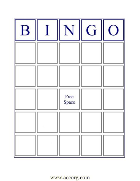 blank bingo cards     image   standard