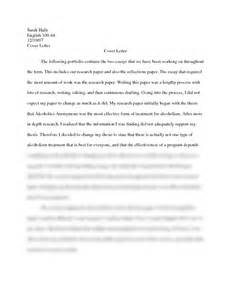 cover letter for essay