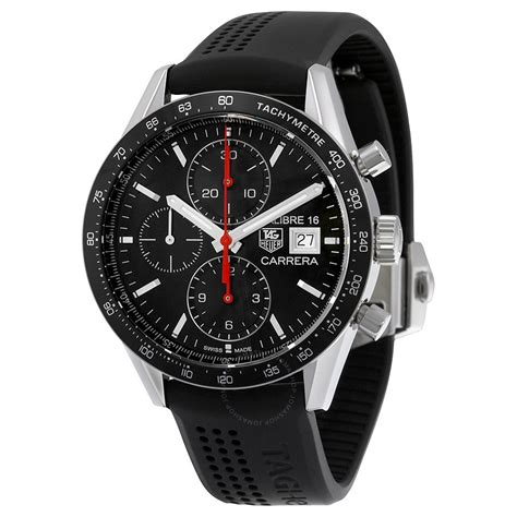 Tag Heuer Automatic tag heuer chronograph automatic black black