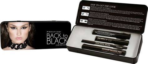 Promo Agustusthe One Khol Eyeliner Pencil prestige back to black look sets launch musings of a muse