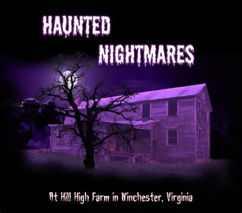 scariest haunted house in virginia the best halloween haunted houses in virginia