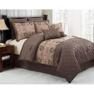 Sheets Bedding Walmart Maxine 8pc Bedding Comforter Set