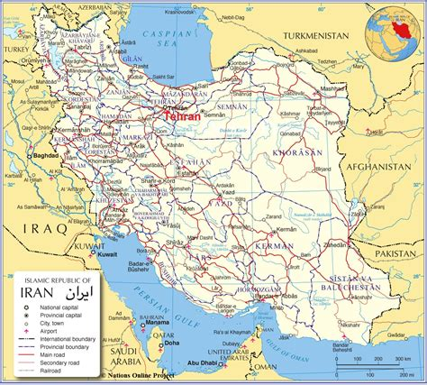 map or iran iran s population reaches 75 million national census