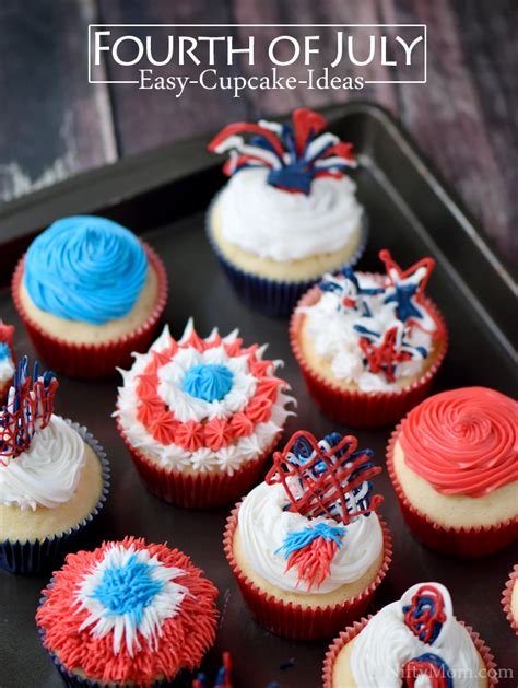 fourth of july cupcake ideas