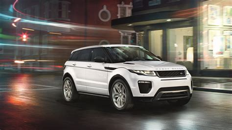 land rover launches petrol variant of 2017 evoque in india