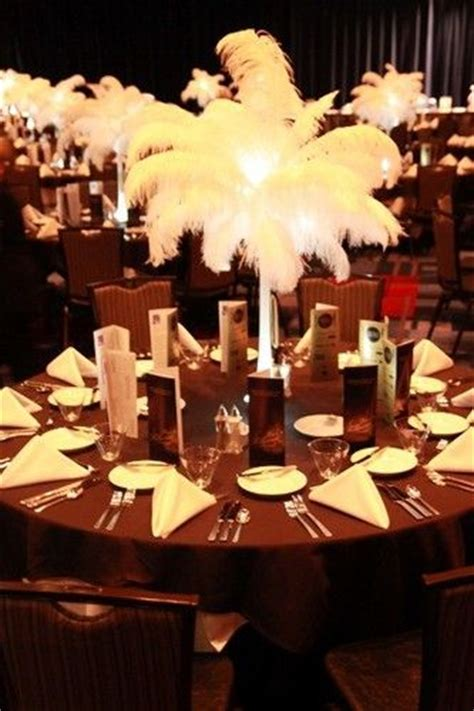 FEATHER CENTREPIECE   wedding, party, decorations, events