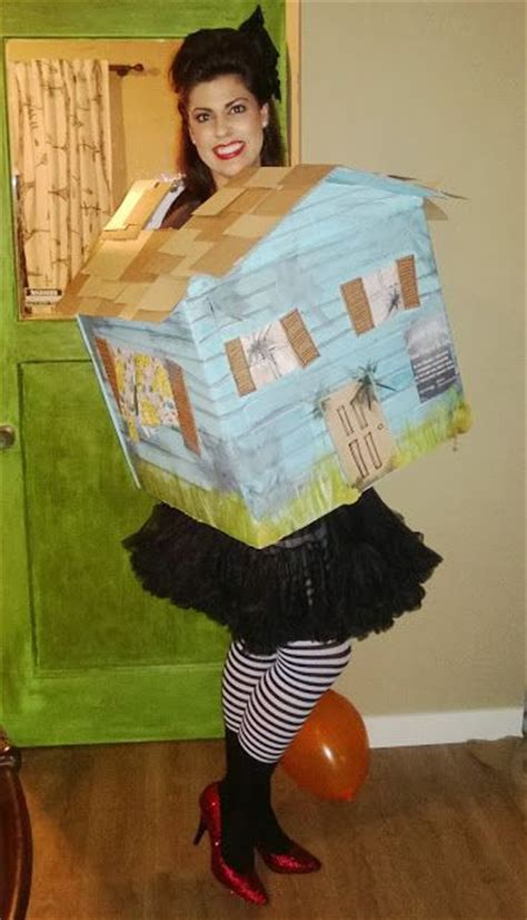 the costume house wicked witch of the east house costume ohgraciepie blogspot com pinterest