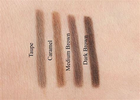 Beverly Abh Brow Definer Chocolate beverly brow wiz swatch search swatches
