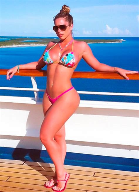imagenes hot de katy ferreiro kathy ferreiro quiere destronar a kim kardashian con estas