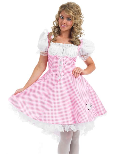 Adult Bo Peep Long Costume   FS3102   Fancy Dress Ball