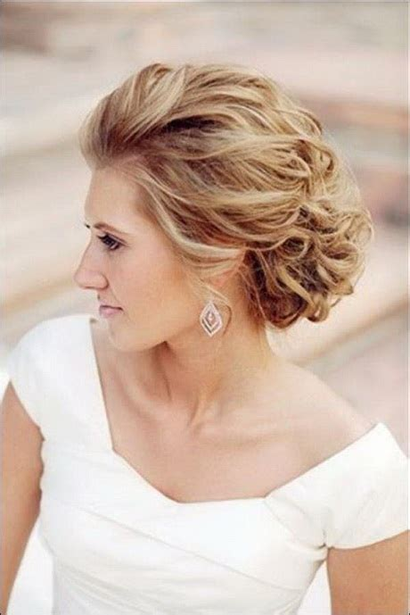 soft updo hairstyles for mother s mother of bride hairstyles