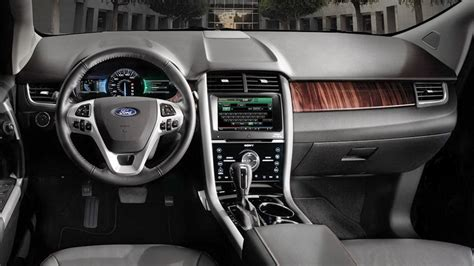Ford Edge Interior by Ford Edge Interior Dye Autos Post
