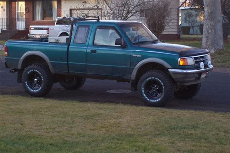 1995 Ford Ranger by 1995 Ford Ranger Information And Photos Zombiedrive