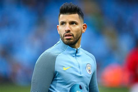 team news sergio aguero starts as manchester city make
