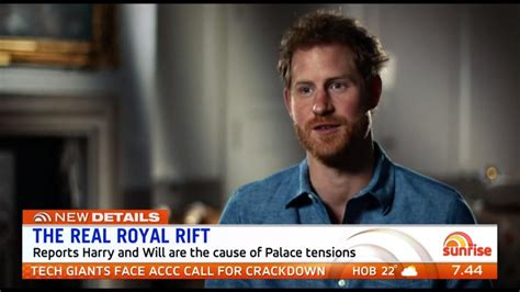 prince william and harry feud royal commentator on prince harry and prince william s