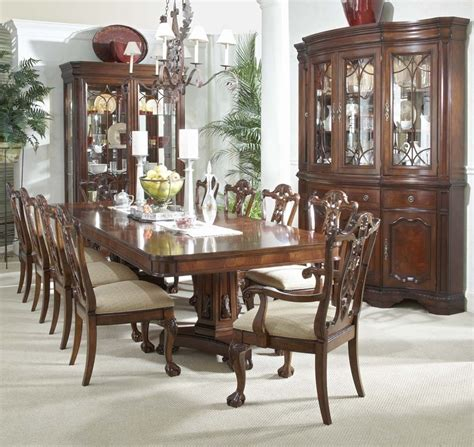 fine dining room sets buy antebellum dining room set set by fine furniture