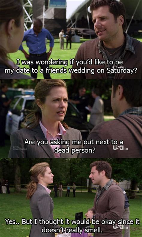 psych quotes psych shawn and juliet quotes quotesgram