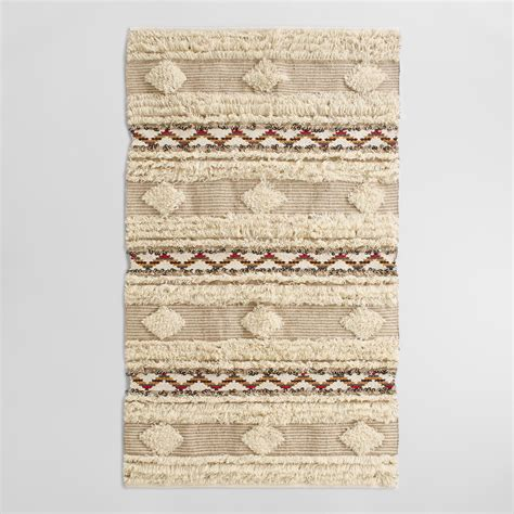 Wedding Rugs by 3 X5 Ivory Moroccan Inspired Wedding Area Rug World Market