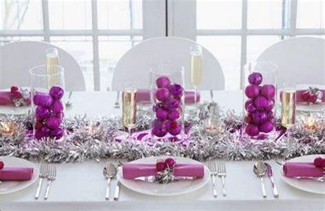 decoracion mesa de navidad original buenas ideas para mesas de navidad blogdecoraciones