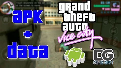 gta vice city apk data gta vice city for android apk data free how to install play in android offline