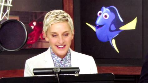 film up voices finding dory voice cast b roll behind the scenes 2016