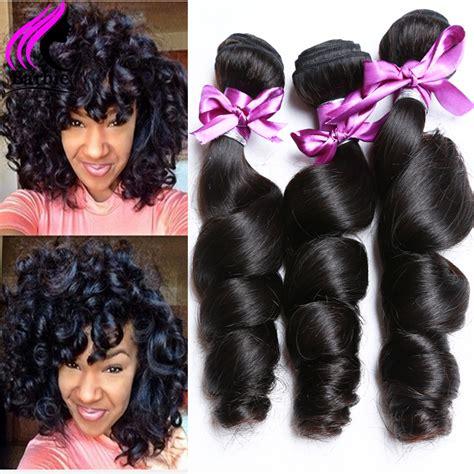aliexpress human hair bundles new best brazilian virgin hair loose wave 3 bundles