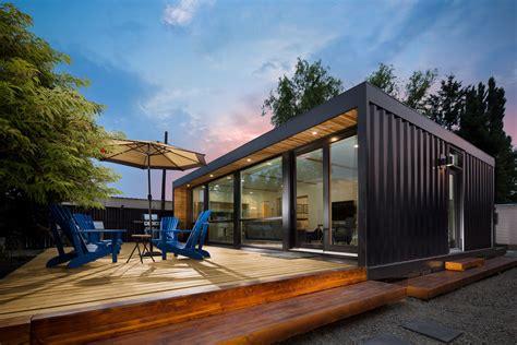 ho modern modular shipping container home honomobo