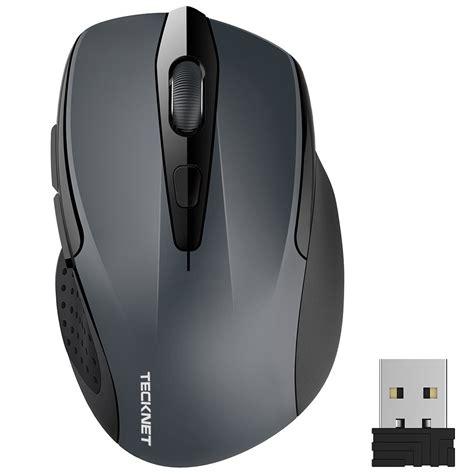 Taffware Precision Wireless Optical Mouse 2 4g Original Tecknet Pro Wireless Mouse 2 4g Usb Cordless Mice Optical