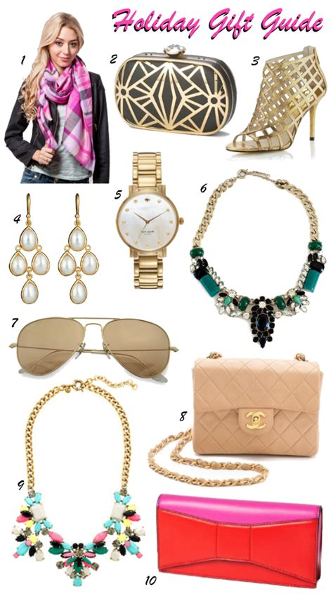 holiday gift guide fashion accessories blogher
