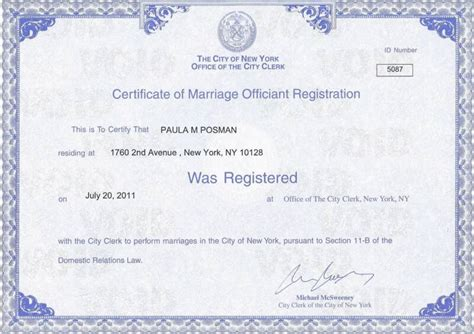 Divorce Records New York State Free New York Birth Certificate Record Marriage License