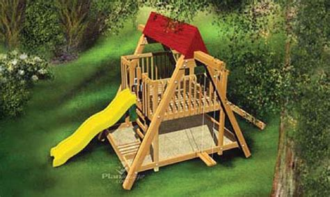 diy swing set plans   kids fun backyard