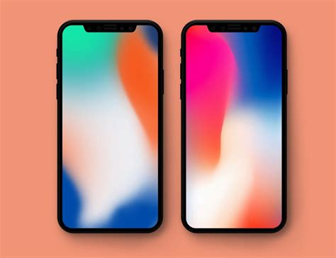 wallpaper for iphone x commercial iphone x flagship advertising wallpapers